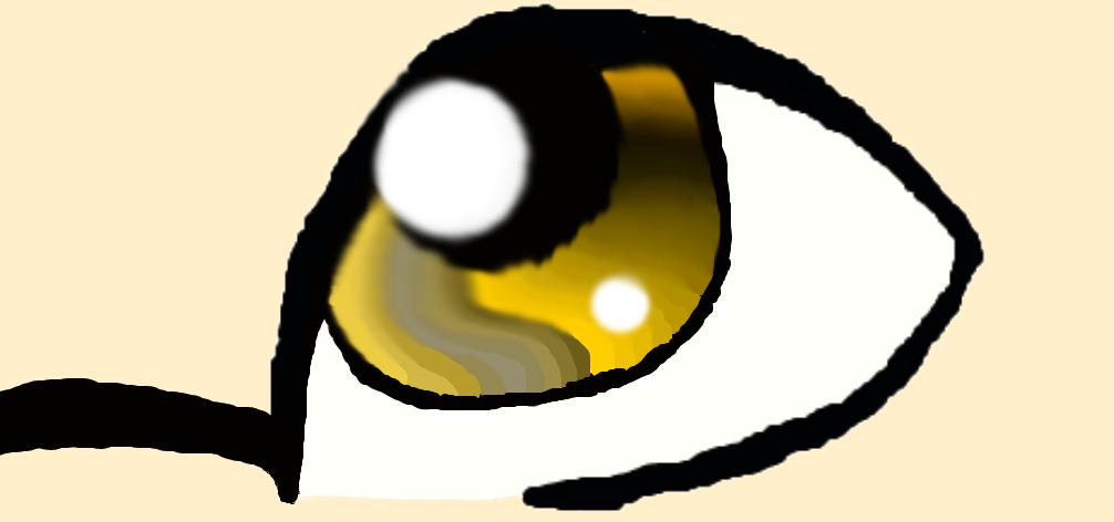dibs eye by dibandzimfans