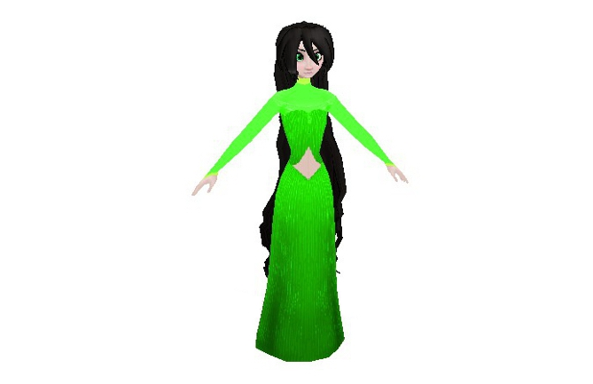 seraphina mmd model rise of the guardians rotg by
