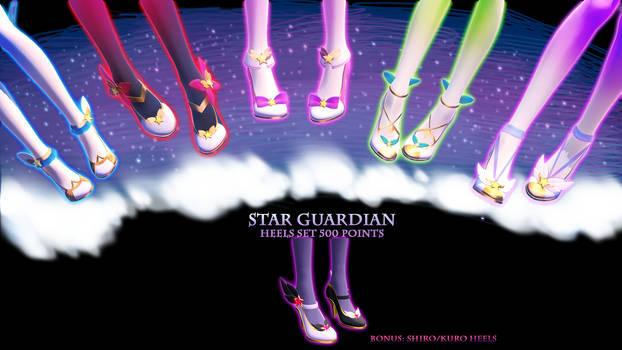 MMD DL||Star Guardian Heels Set|| 500 Points