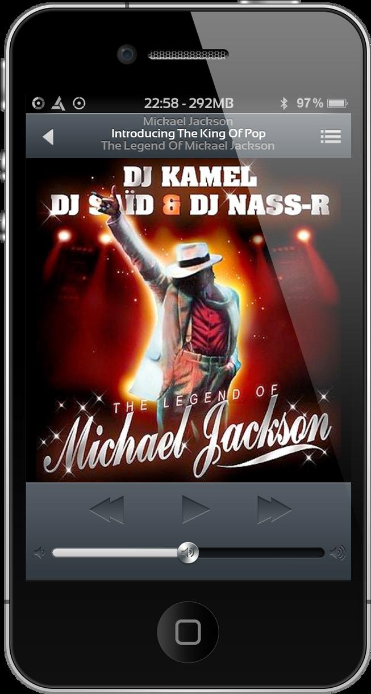 iPod Evolution HD by Kayz-R