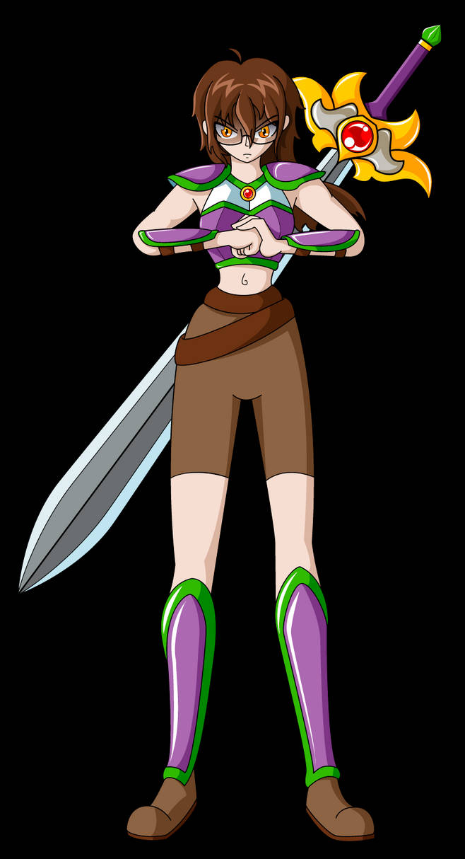 Angelica, heroine from another world 2