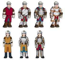 Miner Knights