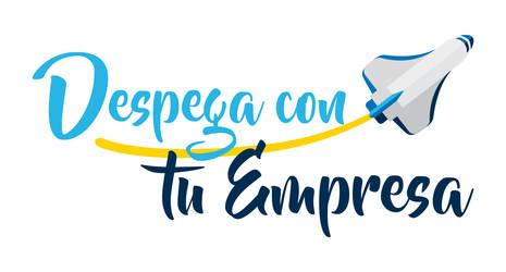 Logo 2: Despega