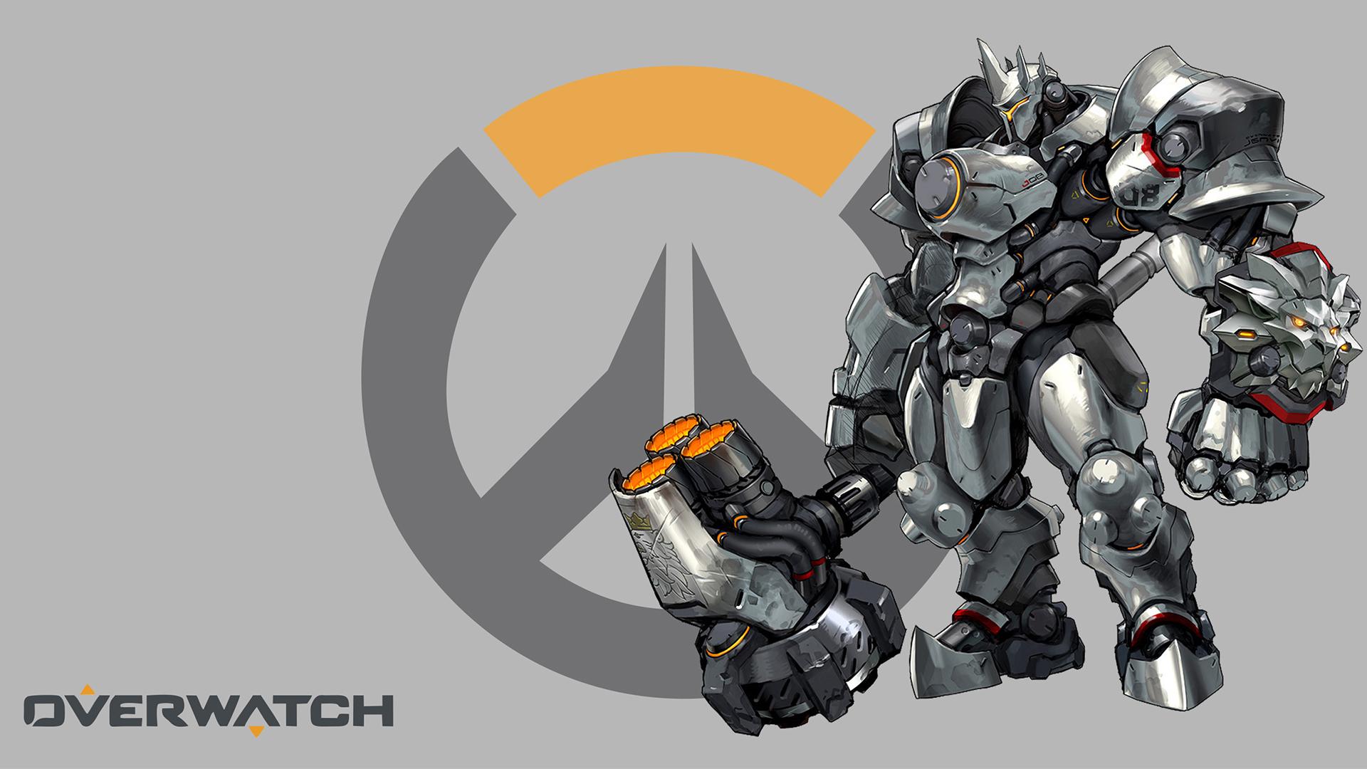 Overwatch reinhardt
