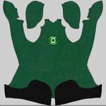 M4 Skinbody Green Lantern