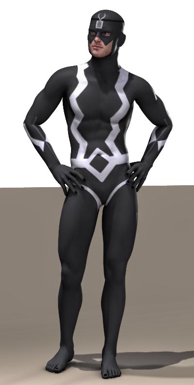 Black Bolt second skin texture x M4