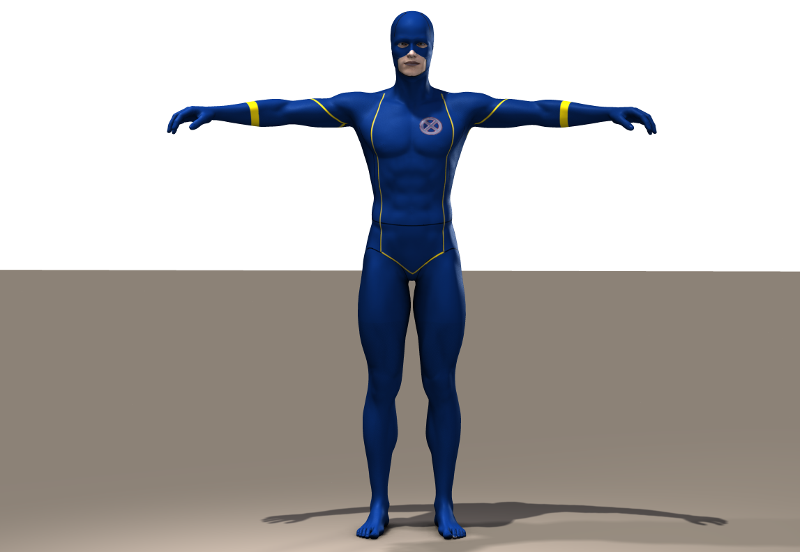 Cyclope second skin textures for M5