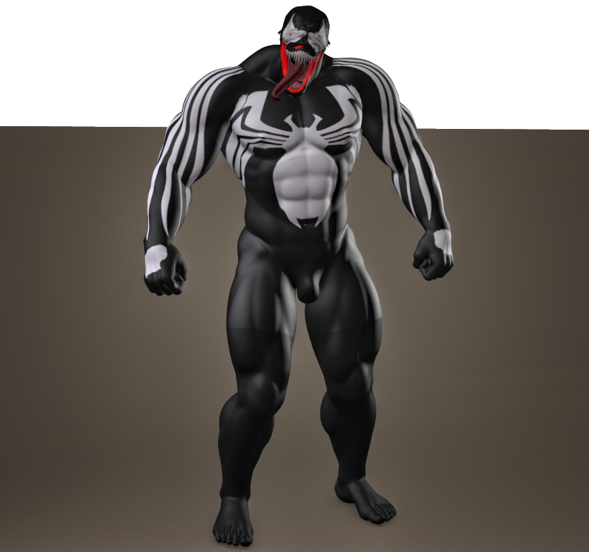 Venom second skin textures for M4