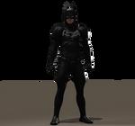 Batman textures for Xurge 3d flexxsuit