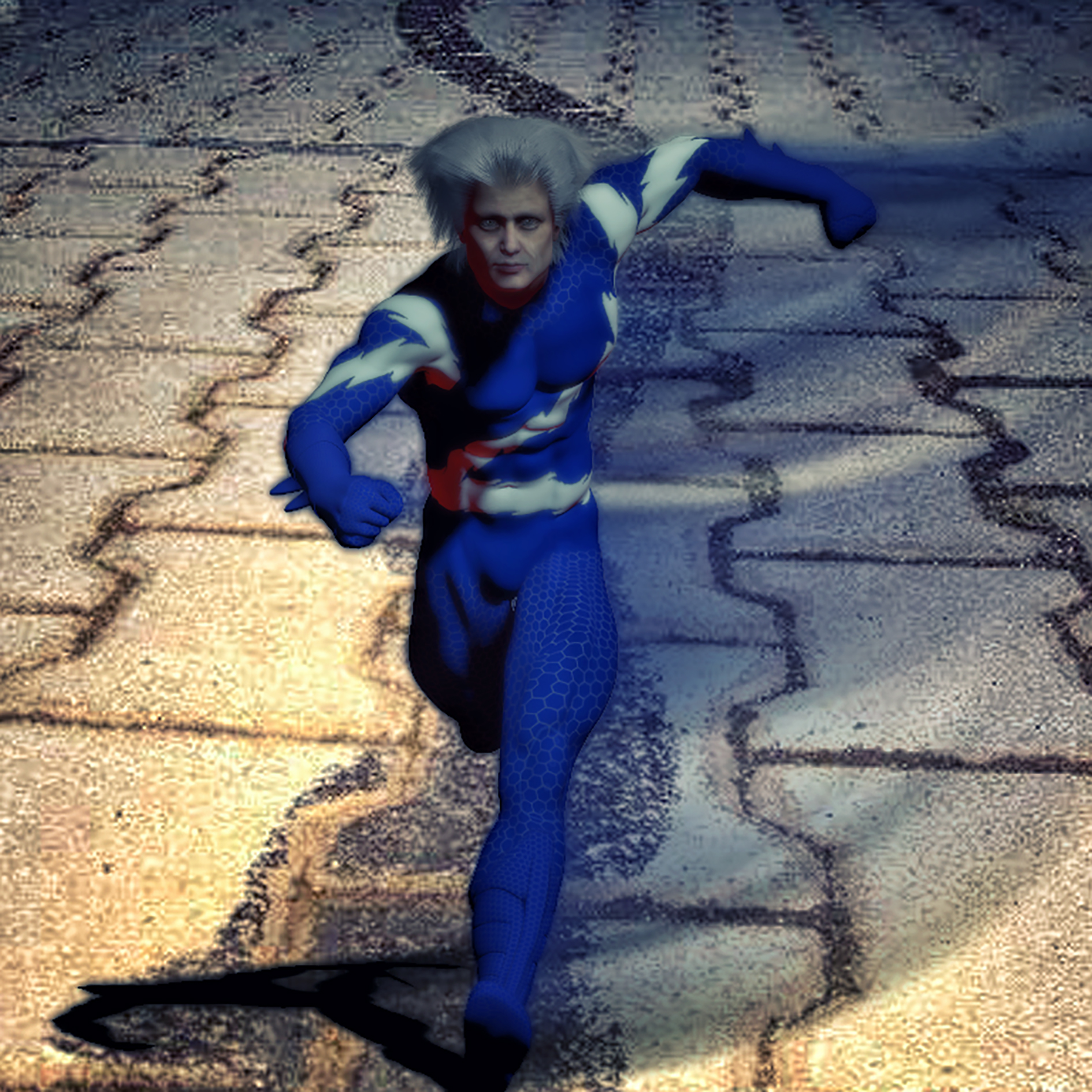 Quicksilver second skin textures for M4