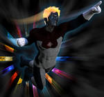 Captain Atom second skin textures for M4