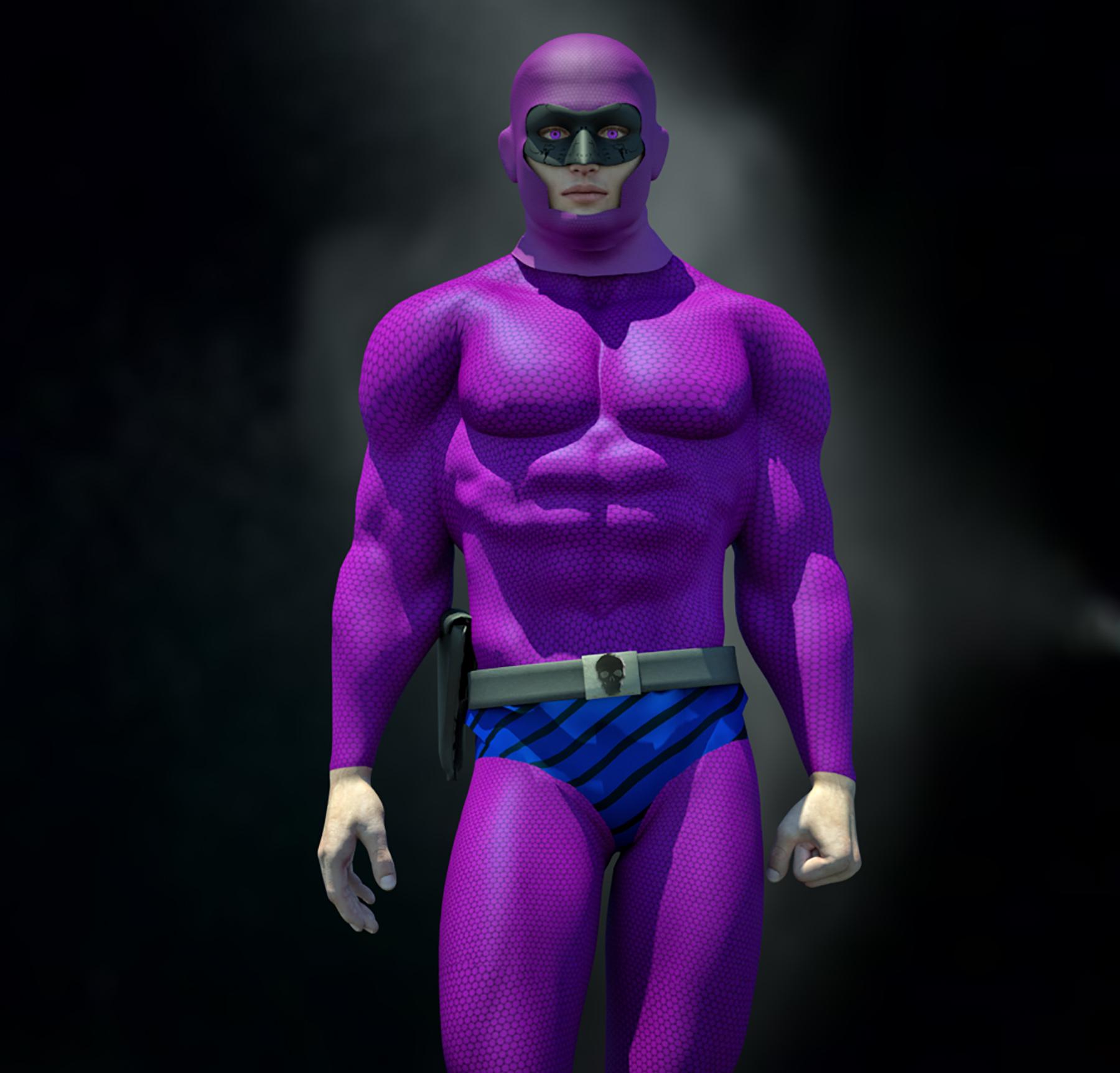 The Phantom 2nd skin textures x M4