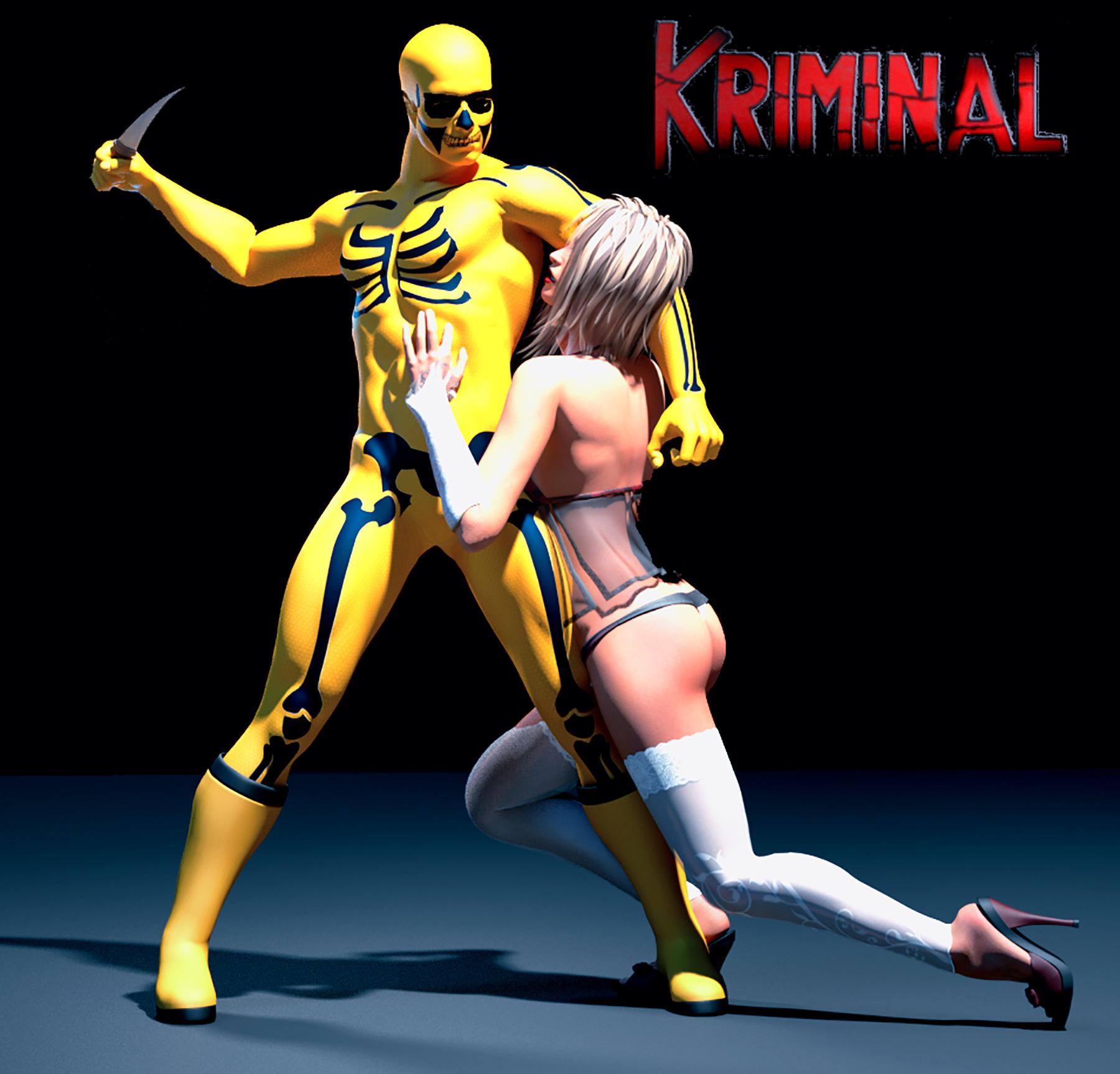 Krimina 2nd skin textures x M4