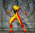 Colossus 2nd skin textures for M4
