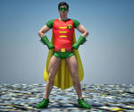 Robin Classic textures for goldenage suit