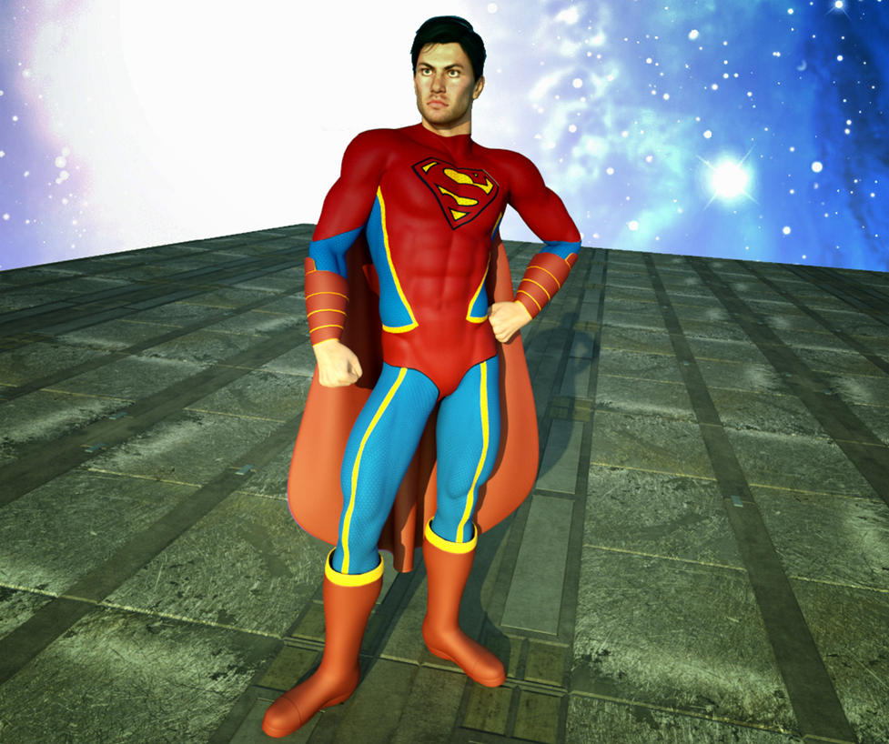 Supermanu0027s alternate costume 2nd skin textures 4 by hiram67 ...  sc 1 st  DeviantArt & Supermanu0027s alternate costume 2nd skin textures 4 by hiram67 on ...
