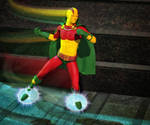 Mr. Miracle 2nd skin textures for M4