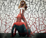 Ultimate Spider Woman 2nd skin textures x V4