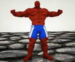 Ben Grimm 2nd skin textures for M4