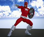 Red Guardian 2nd skin textures for M4