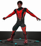 Red Lantern 2nd skin textures for M4