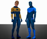 Booster and Beetle 2nd skin textures for M4