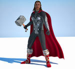 Thor 2nd skin textures for M4