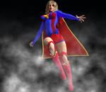 Supergirl 2nd skin textures 4 V4