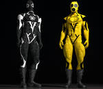 Karnifex and The Unseen 2nd skin textures for M4