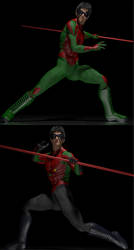 Robin two 2nd skin textures for M4 by hiram67