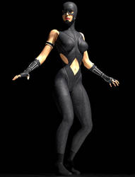 The cat 2nd skin textures for daz3d V4