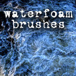 Waterfoam Brushes