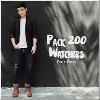 200 Principitos || Pack 200 Watchers by PrettyPrinc3