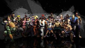 Street Fighter IV Wallpaper