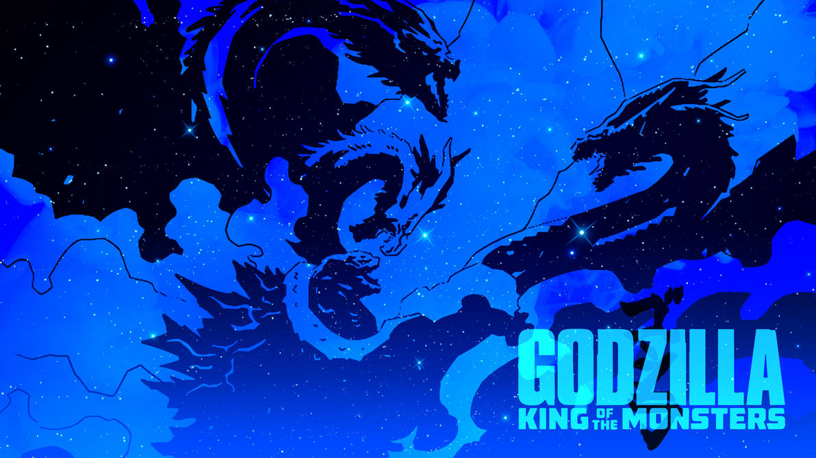 Godzilla King Of The Monsters Fan Made Wallpapers By