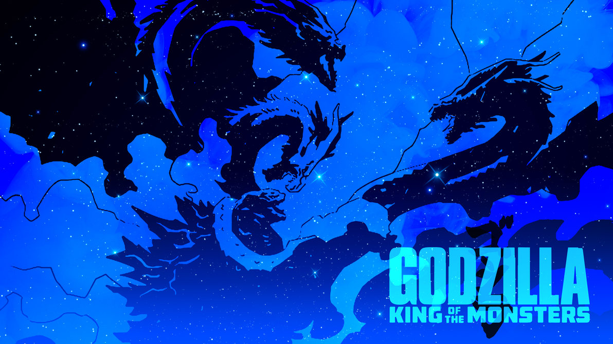 Godzilla King Of The Monsters Fan Made Wallpapers By Awesomeness360