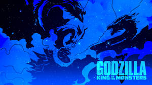Godzilla King of the Monsters fan-made wallpapers