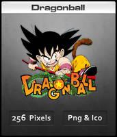 Dragonball - Anime Icon by DevilL-Dante