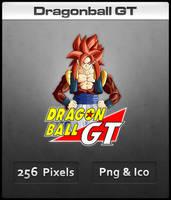 Dragonball GT - Anime Icon by DevilL-Dante