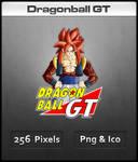 Dragonball GT - Anime Icon