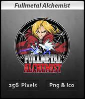 Fullmetal Alchemist - Icon by DevilL-Dante