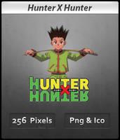 Hunter X Hunter - Anime Icon by DevilL-Dante
