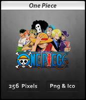 One Piece - Anime Icon v2 by DevilL-Dante