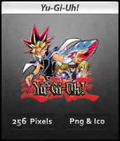 Yu-Gi-Oh - Anime Icon by DevilL-Dante