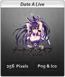 Date A Live - Anime Icon