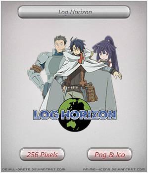 Log Horizon- Anime Icon