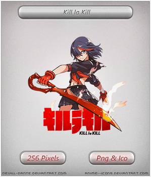 Kill la Kill- Anime Icon