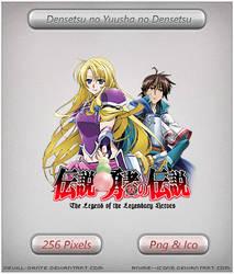 Densetsu no Yuusha no Densetsu- Anime Icon