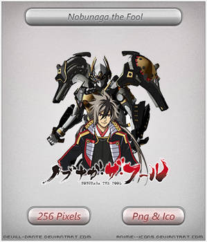 Nobunaga the Fool- Anime icon