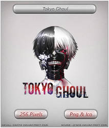 Tokyo Ghoul v3- Anime icon